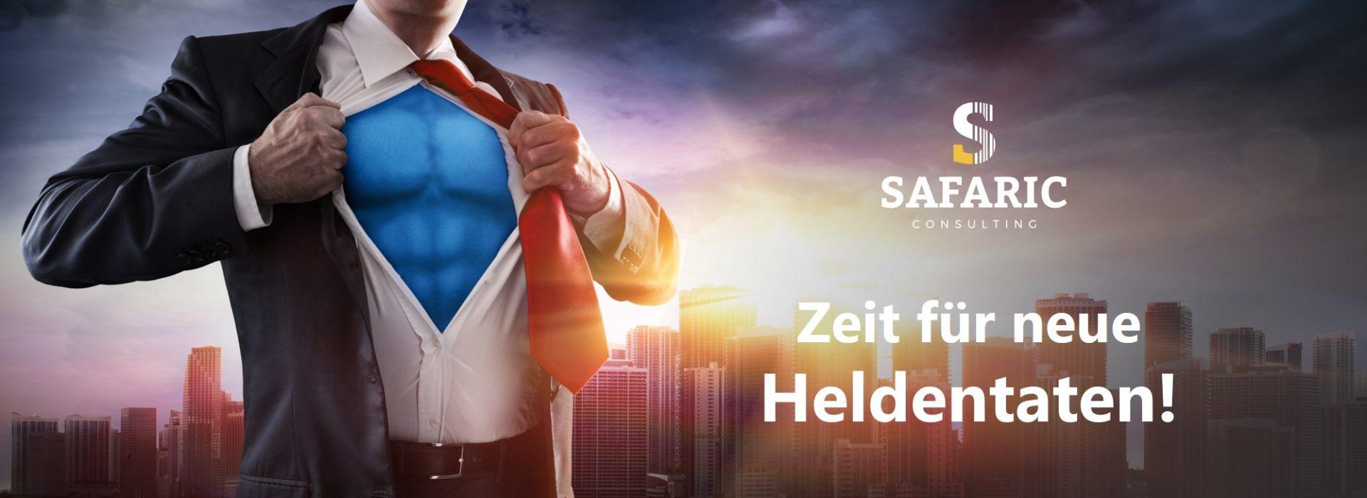 Meet, Drink & Connect Juni 2021 - Zeit für neue Heldentaten!